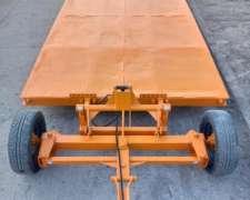 Carreton Hidráulico para 4 TN