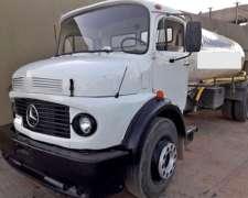 Mercedes 1214 Mod 84 Atmosferico o Chasis SE Vende o Permu