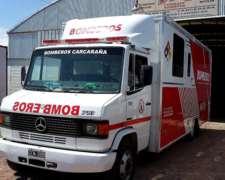 Ppg Unidades. Cabinas y Carrozados Especiales a Medida