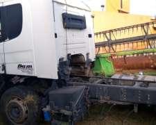 Repuestos Camion Scania P340