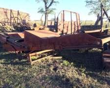 Extractor de Forrajes para Folguera