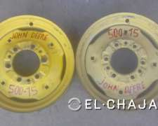 Llantas Tractor John Deere 500-15