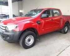 Ford Ranger C/D XL 4X2 2.2lts año 2014