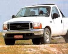 Busco Caja de Carga de Camioneta Ford Duty / Cabina Simple