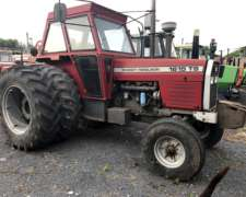 Massey Ferguson 1615 T año 1999, Duales, 130 HP.