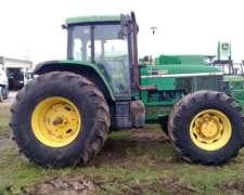 Tractor John Deere 7505, Tracción Doble, muy Bueno, 2004