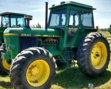 Tractor John Deere 3540 con Cabina, Doble Tracción