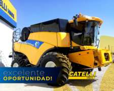 New Holland CR 9060 año 2011