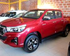 Toyota Hilux SRX 4X2 Autom. Linea 2020 - Entrega Inmediata