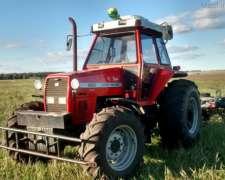 Tractor, Massey Ferguson 650 Advance