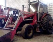 Massey Ferguson 1660 ST (160hp)