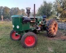 Tractor Deutz con Motor 2114 Motor Nuevo y Caja de 5ta