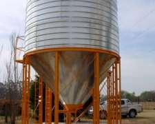 Silos para Fertilizantes Solidos