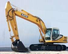 Excavadora Kato Hd820iii (usada)