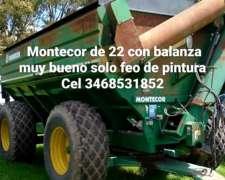 Montecor de 22 con Balanza CEL 3468521853