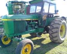 Tractor John Deere 4040 (C)