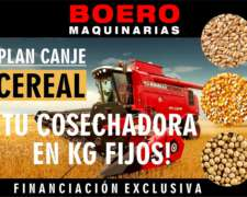 Don Roque Vassalli Plan Canje Cereal Kg Fijos