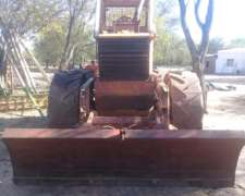 Tractor Zanello Post Desmonte Original con Rolo 3 Metros