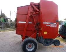 Rotoenfardadora Hesston 2856 2012 C/monitor