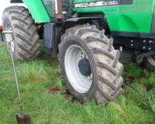 Tractor Agco Allis 2005 8000 Horas