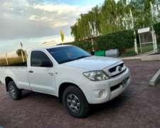 Toyota Hilux Cs 4x4 2010