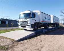 Basculas para Pesar Camiones