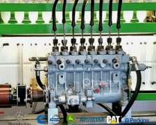 Reparación de Bombas Inyectora - Servicio Pesado