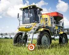 Fertilizadora / Sembradora Neumática MAF 5000 Autopropulsada