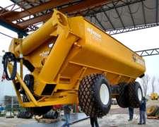 Tolva Autodescargable 45.000 Lts - Comofra