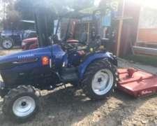Tractor 30 HP Doble Tracción