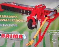 Desmalezadora Hileradora B-370 Baima