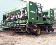 Sembradora Metar 4200 Fertilización Simple