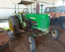 Tractor Jonh Deere 730 C/tres Puntos