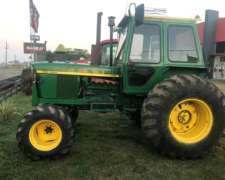 Tractor John Deere 4420 con Climatic