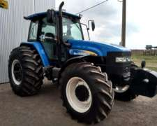 Tractor - New Holland - año 2005
