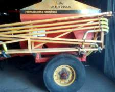 Fertilizadora Neumatica Altina HP3918