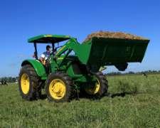 Tractores Utilitarios 5090e - 92 HP - John Deere