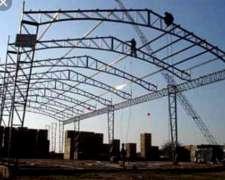 Construccion De Estructuras Metálicas