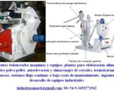 Mezcladoras/micromezcladoras Opc. Acero Inox