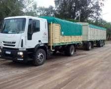 Vendo Equipo Enganchado o Permuto X Tractor 120 HP
