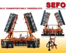 Rolo Transportable Hidráulico - Sefo