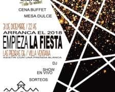 Fiesta De Fin De Año En Villa Ventana