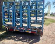 Carreton Marca RCH 15tn - 14.5m de Carga