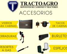 Accesorios De Cabina Para Tractores