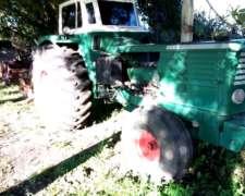 Tractor Deutz A130, Motor Deutz 160 HP