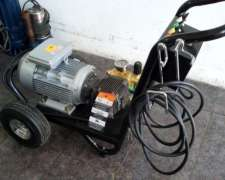 Hidrolavadora Industrial 206 BAR 7.5hp 3000rpm 380v