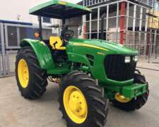 Vendo Tractor Jhon Deere 5090e con Power.