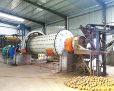 Molino de Bolas (para Cemento, Caliza, Mineral, Carbon, Etc)
