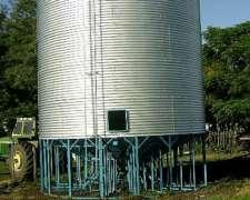Silos , Galpones Tinglados Implemento Agricolas I