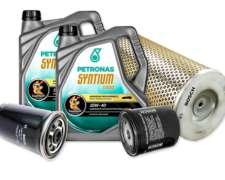 Kit Filtros + Aceite Syntium Chevrolet S 10 2.5 Maxion TD